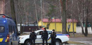 Поліцію Києва перевели на посилений варіант несення служби - today.ua