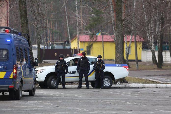 Полицию Киева перевели на усиленный вариант несения службы - today.ua