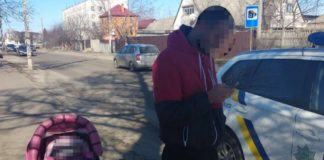 На Київщині нетверезий батько ледь не заморозив двомісячне немовля - today.ua