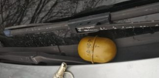 Вооруженный преступник бросил в полицейских гранату: ранен коп - today.ua