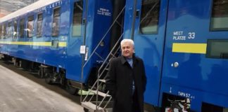 Укрзалізниця перевозитиме пасажирів у вагонах з душовими кабінками і повивальними столиками - today.ua