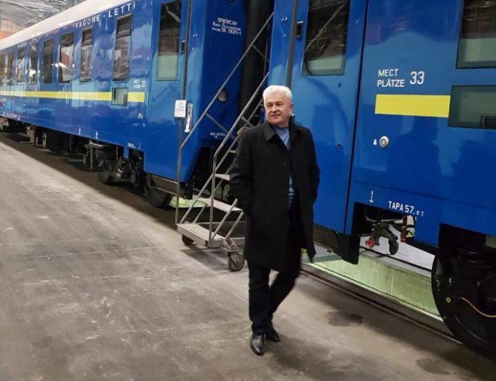 Укрзализныця будет перевозить пассажиров в вагонах с душевыми кабинками и пеленальными столиками - today.ua