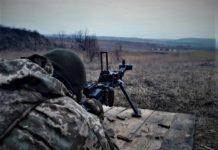 ЗСУ знищили бліндаж бойовиків на Донбасі: опубліковано відео - today.ua