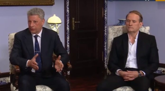 Верховную Раду призывают расследовать деятельность Бойко и Медведчука - today.ua