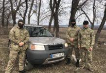 Тернопільска греко-католицька церква передала бійцям ООС позашляховик Land Rover - today.ua