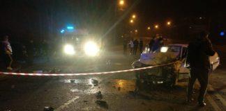 """Во Львове произошло """"пьяное"""" ДТП: пострадало шесть человек - today.ua"""