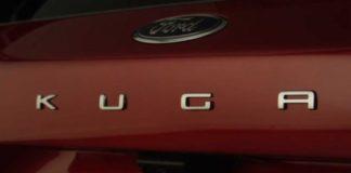 Американцы выпустят новый кроссовер Ford Kuga для европейского рынка - today.ua