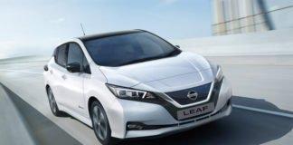 Nissan LEAF визнаний самим продаваним електромобілем у світі - today.ua