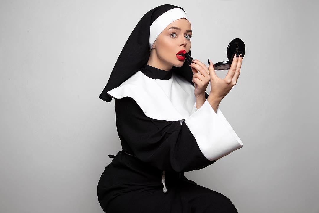 Что делают монахини — 4