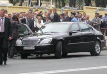 Стало відомо, якими автомобілями користується Тимошенко - today.ua