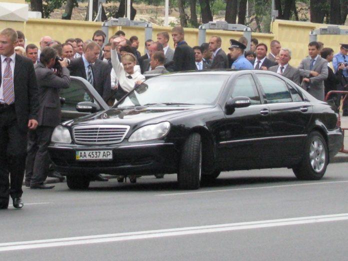 Стало известно, какими автомобилями пользуется Тимошенко - today.ua