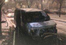 У Києві спалили авто помічника Руслана Кошулинського: опубліковано відео - today.ua