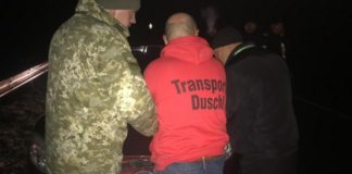"""Водитель """"евробляхи"""" пытался прорваться через словацко-украинскую границу - today.ua"""