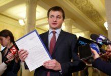Депутат від БПП подав до суду на Анатолія Гриценка - today.ua