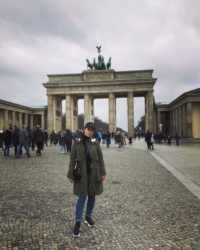 Злата Огневич після нападу переховується у Берліні
