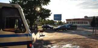 На Львовщине среди белого дня ограбили водителя маршрутки - today.ua