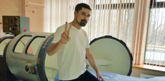 Діма Білан опинився в інвалідному візку - today.ua