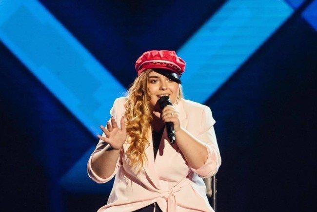 Учасниця &quotГолосу країни&quot переспівала переможницю &quotЄвробачення&quot - today.ua