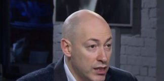 Гордон возглавил предвыборный штаб партии Смешко - today.ua