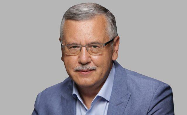 Гриценко рассказал, как остановить войну на Донбассе - today.ua
