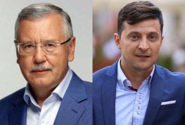 Гриценко закликав Зеленського до публічних дебатів - today.ua