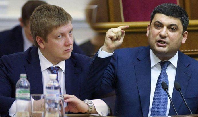 Гройсман шукає заміну Коболєву - today.ua