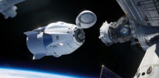 Новий корабель Ілона Маска успішно зістикувався з МКС - today.ua