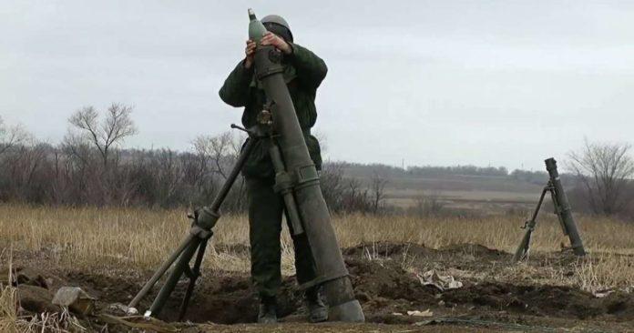 На Донбасі порушили &quotсвяткове&quot перемир'я: окупанти обстріляли Кримське - today.ua