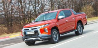 Mitsubishi представит новую версию  L200 - today.ua