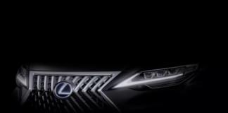 Lexus анонсував новий мінівен  - today.ua