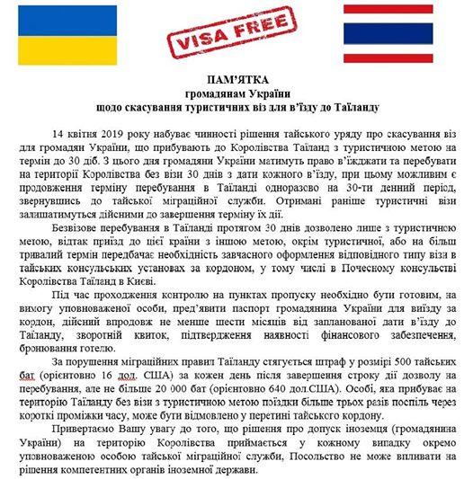 Ще одна країна відмінила візи для українців