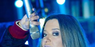 Наталя Могилевська вийшла на сцену в прозорій сукні за 105 тис. гривень - today.ua