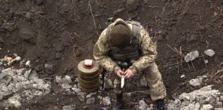 На Донбасі за тиждень знешкодили 77 мін - today.ua