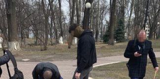 Советник руководства МВД попался на взятке: опубликованы фото - today.ua