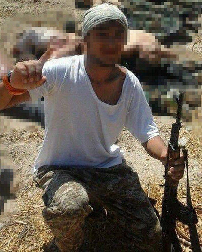 СБУ затримала терориста ІДІЛ, який воював у Сирії