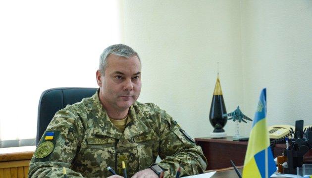 Українська армія готова відбивати удари російських військових, - Наєв - today.ua