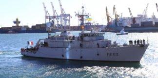 """Корабль НАТО Capricorne прибыл в Одессу: названа цель """" - today.ua"""