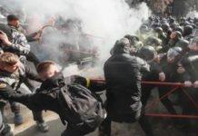 "Беспорядки в Черкассах:  исчезли представители ""Нацкорпуса"" - today.ua"