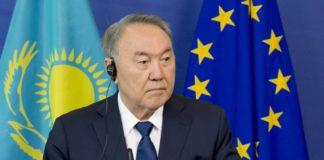 Назарбаєв оголосив про відставку - today.ua