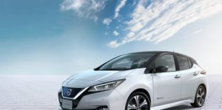 """Nissan Leaf отримає нову """"дальнобійну"""" версію - today.ua"""