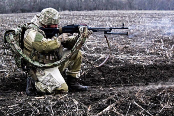 Украинские военные ликвидировали пятерых боевиков на Донбассе - today.ua