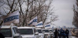 На Донбасі бойовики обстріляли безпілотник ОБСЄ - today.ua