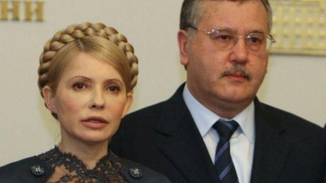Тимошенко допускає об'єднання з Гриценком - today.ua