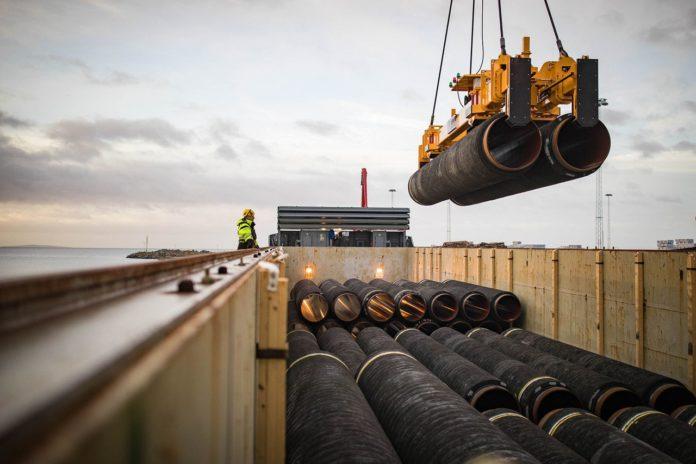 "У США ухвалили законопроект проти будівництва &quotПівнічного потоку-2"" - today.ua"