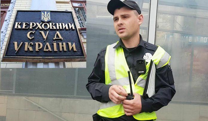 Верховный суд встал на сторону водителей: полиции запретили требовать удостоверение водителя без доказательств - today.ua