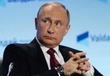 """Два """"братских народа"""": Путин верит в восстановление отношений между Украиной и РФ - today.ua"""