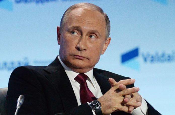 Россиянина привлекли к ответственности за нецензурные слова в адрес Путина - today.ua