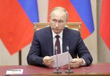 Путін підписав указ про припинення ядерного договору зі США - today.ua