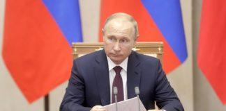 """Путін підписав указ про припинення ядерного договору зі США"""" - today.ua"""