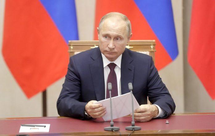 Путин подписал указ о приостановке ядерного договора с США - today.ua